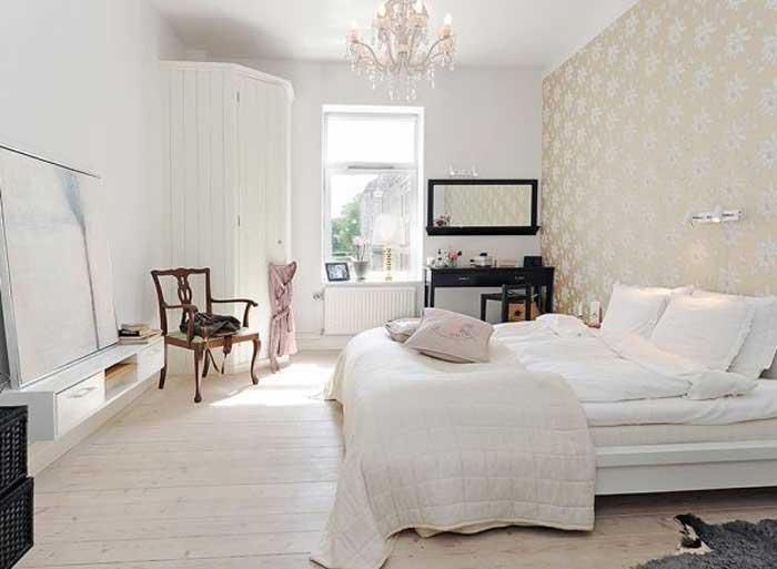 Мебель для белой спальни