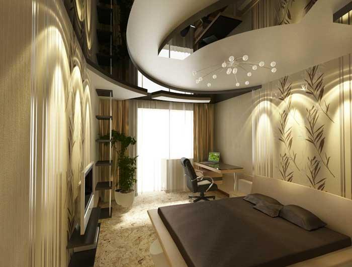 Спальня 12 метров