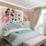 Дизайн интерьера спальни 10 кв метров с фото