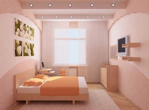 Дизайн спальни 15 кв метров — фото и описание интерьера