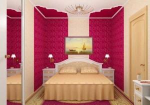 Спальня 9 кв м
