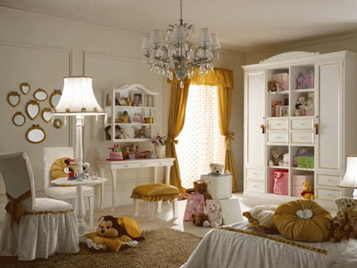 Спальня для девоки