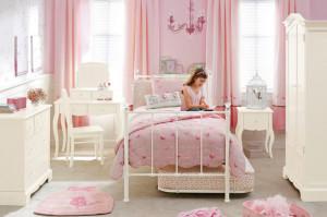 Детская спальня для девочки — дизайн интерьера!