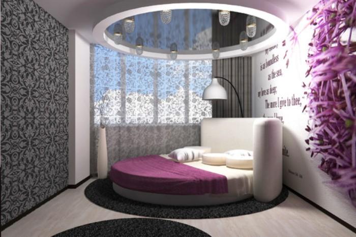 Спальня для молодой дев