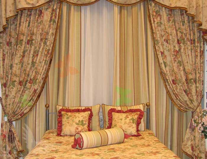 Подушки и постельное белье для спальни