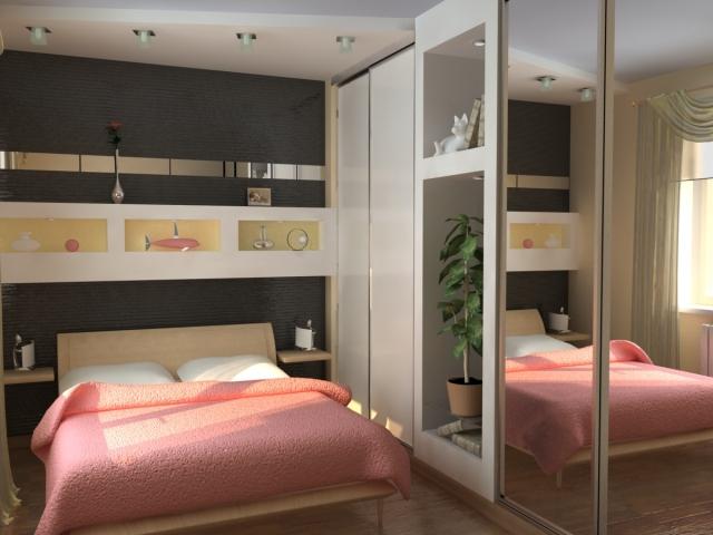 Спальня 7 кв.м