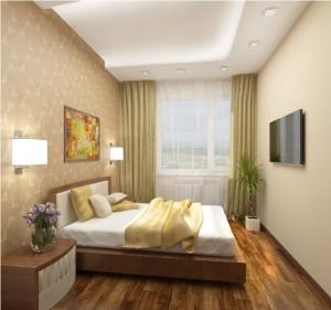 Дизайн спальни 6 кв метров