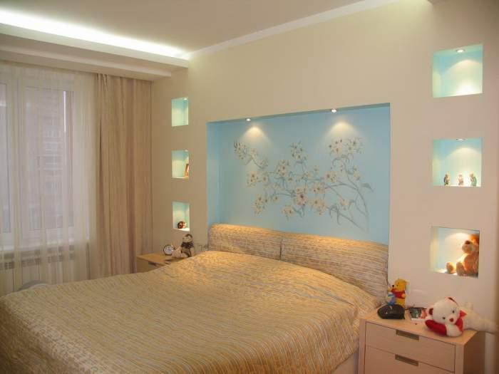 Спальня 6 кв,м