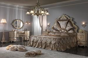 Элитные спальни — красота и роскошь!