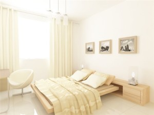 Спальня в светлых тонах – уютные решения!