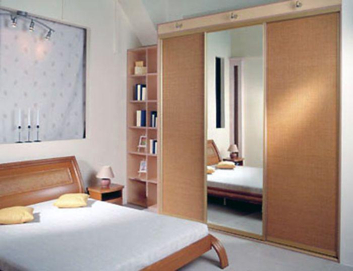 Спальня 6 кв. м