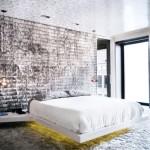 Спальня в стиле лофт – необычный дизайн!