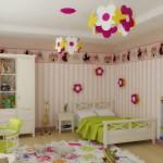 Спальни для детей — дизайн интерьера