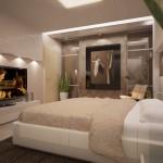 Интерьер и дизайн спальни в современном стиле
