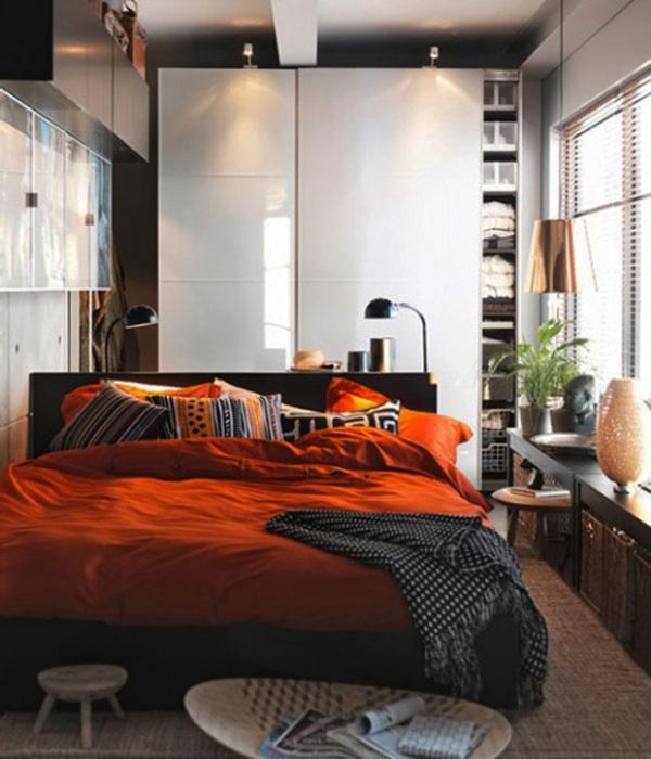 Малогабаритная спальня