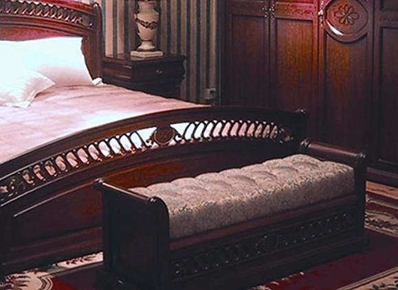 банкетка для спальни