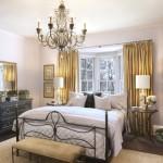 Люстры в спальню — секреты правильного освещения