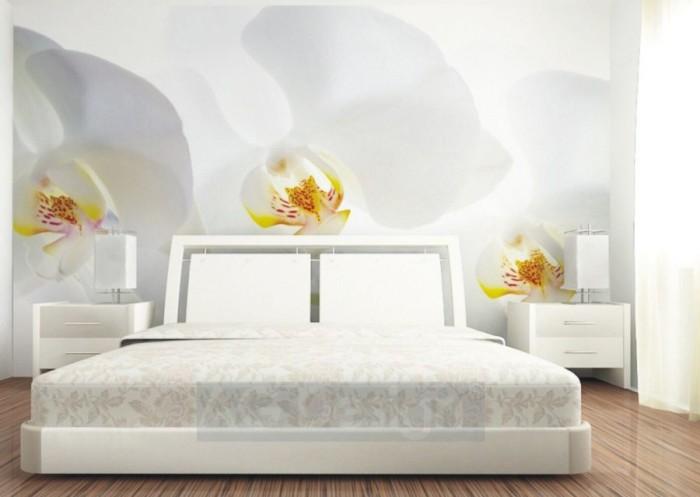цветы в спальню