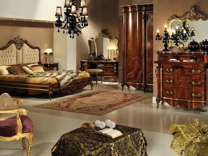 элитная спальня