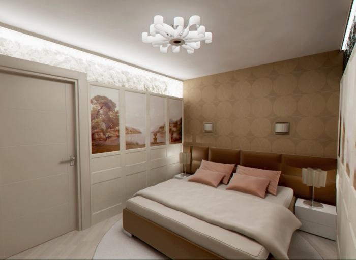 Спальня-без-окна-дизайн