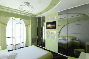 Декор спальни — новые тенденции