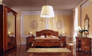Шикарные спальни с фото