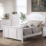 Белая мебель для спальни — секреты дизайна