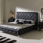 Черная спальня