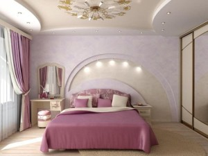 Спальни 17 кв м