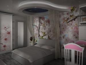 Как совместить спальню и детскую?