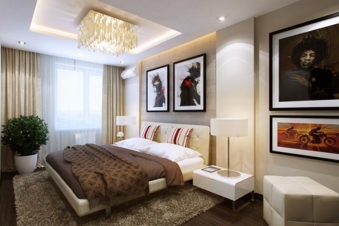 bedroom-chandelier