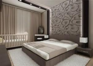 Дизайн интерьера спальни 3х4 с фото