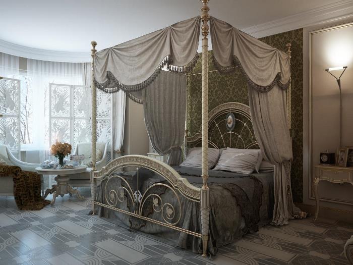 Дизайн и интерьер спальни своими руками