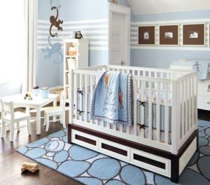 Делаем спальню для новорожденного