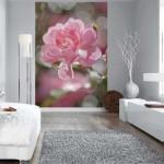 Фотообои с цветами для спальни