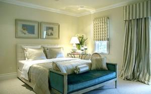 Интерьер спальни в средиземноморском стиле