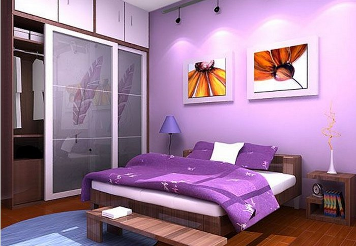 Lavender-bedroom-design