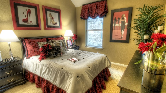Дизайн и ремонт в спальне