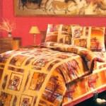 Спальня в африканском стиле — экзотический интерьер
