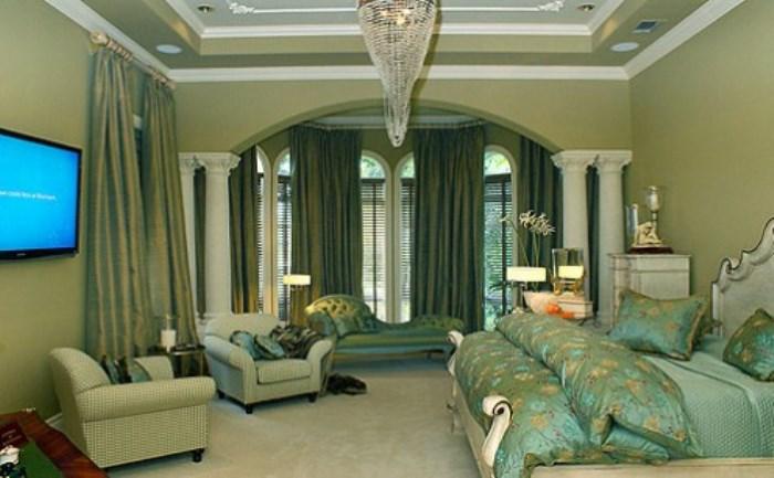 спальни в средиземноморском стиле