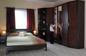 Корпусная мебель в спальне — советы дизйнеров