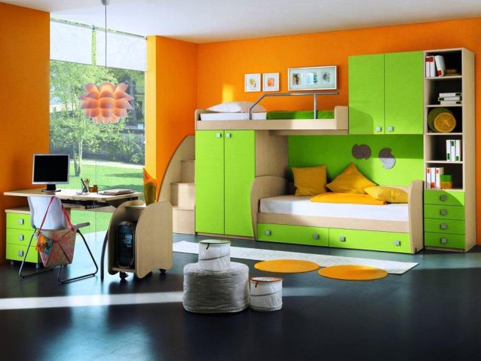 Детская спальня мебель