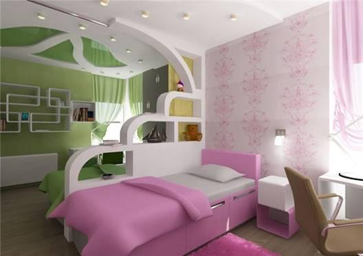 Комната для разнополых детей
